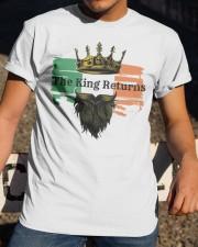 The Irish King Classic T-Shirt apparel-classic-tshirt-lifestyle-28