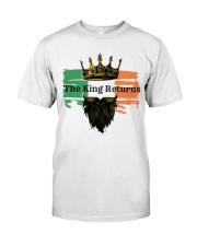 The Irish King Classic T-Shirt front