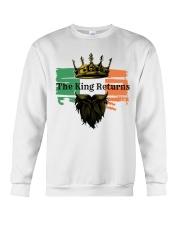 The Irish King Crewneck Sweatshirt thumbnail