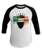 The Irish King Baseball Tee thumbnail