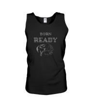 Born ready T shirt Unisex Tank thumbnail