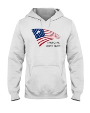 Americans Don't Quite Hooded Sweatshirt thumbnail