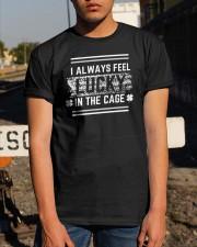 Iris Lucky charm t shirt Classic T-Shirt apparel-classic-tshirt-lifestyle-29
