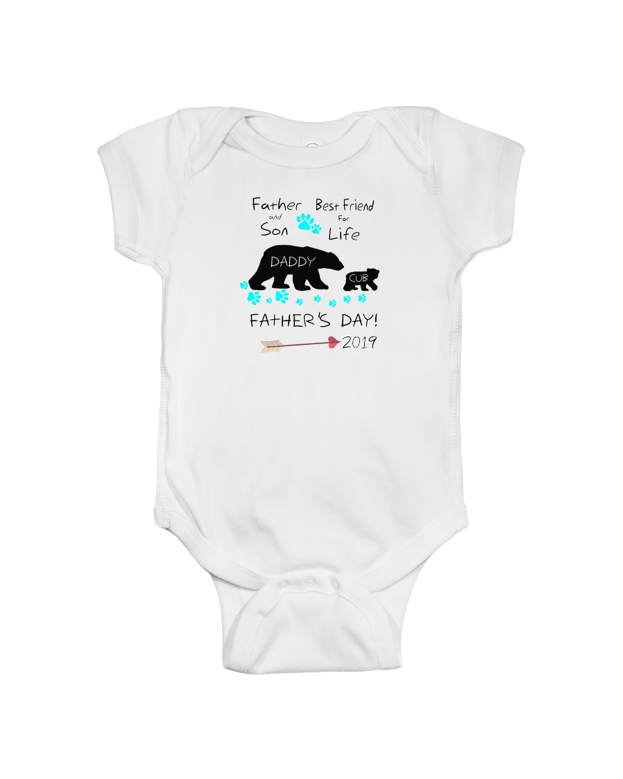 Great gift from Papa's first child Onesie