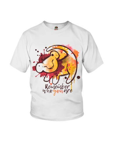 Lion shirt -Be The King Premium Fit Mens Tee