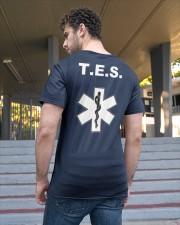 TES IES Castellarnau Classic T-Shirt apparel-classic-tshirt-lifestyle-back-48