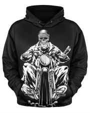 LoveMoto Men's All Over Print Hoodie aos-men-hoodie-ghosted-front-03
