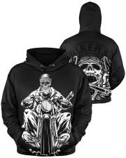 LoveMoto Men's All Over Print Hoodie aos-men-hoodie-ghosted-front-04