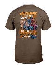 Mechanic I Can Fix What Stupid Does Classic T-Shirt tile