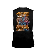 Mechanic I Can Fix What Stupid Does Sleeveless Tee thumbnail