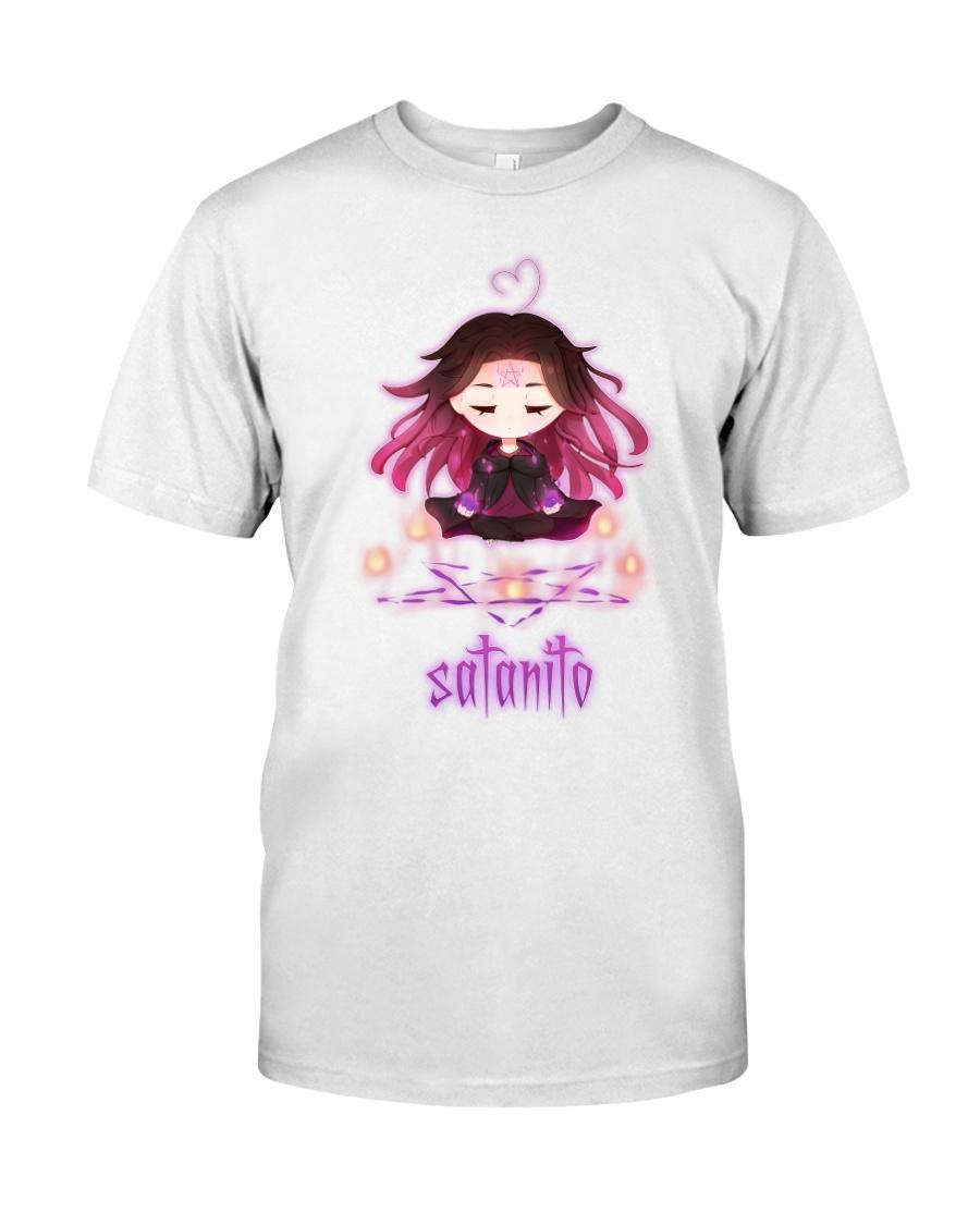 Satanito Classic T-Shirt showcase