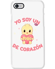 Soy un POLLO de corazon Phone Case thumbnail