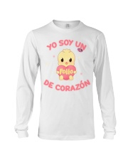 Soy un POLLO de corazon Long Sleeve Tee thumbnail