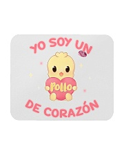 Soy un POLLO de corazon Mousepad tile