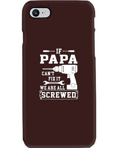 If Papa cant fix it we are all screwed
