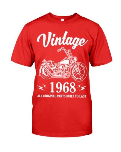 Vintage 1968 All Original Parts Built To Last