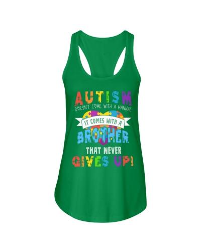 Autism Awareness Autism Brother tee