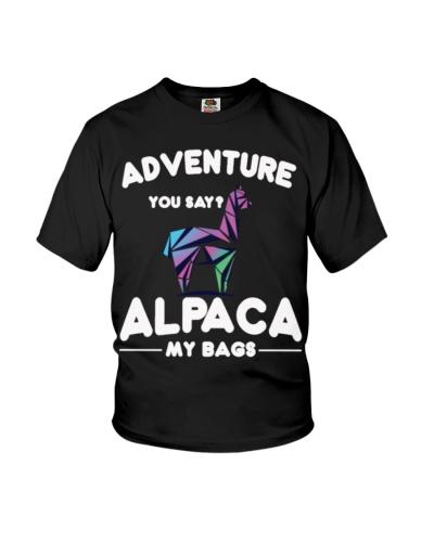 Adventure you say Alpaca my bags vacation