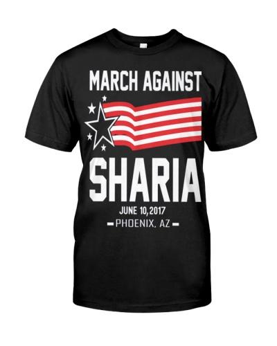 March Against Sharia Law Phoenix AZ