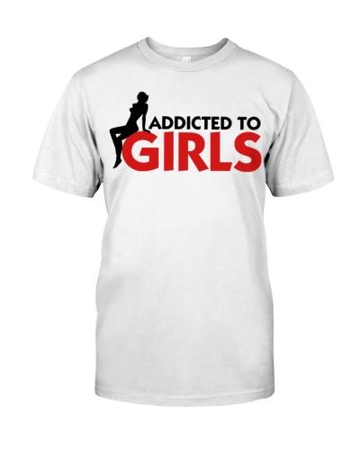 Addicted to Girls Baseball Cap