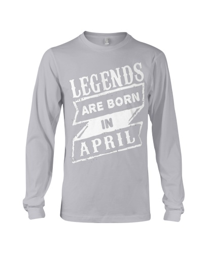 Legends Born in April