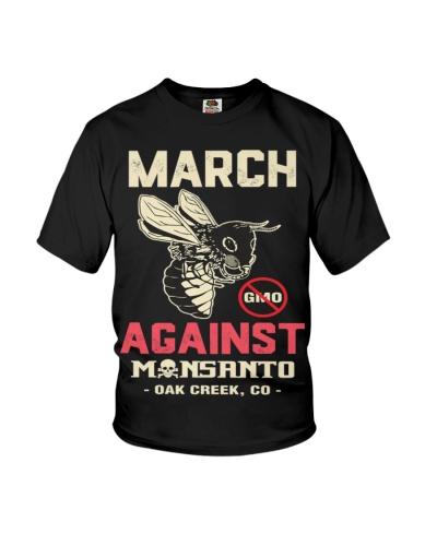 March Against Monsanto Oak Creek CO