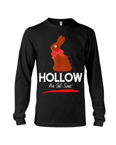 Hollow Inside  But Still Sweet  Easter Bunny