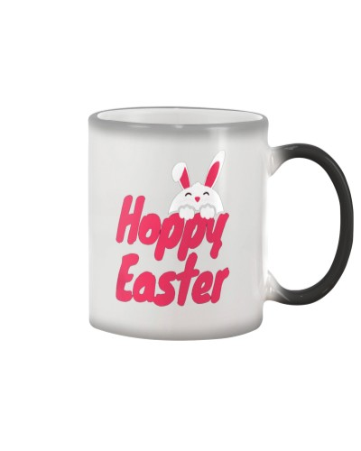 HOPPY EASTER EASTER BUNNY DESIGN