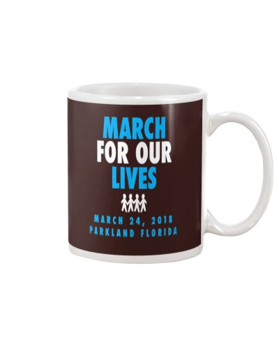 MARCH FOR OUR LIVES - PARKLAND FLORIDA