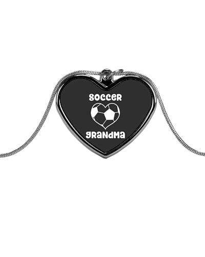 Heart Soccer Grandma