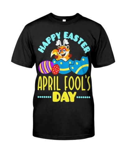 Happy Easter April Fools Day T