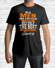 ONLY THE BEST ARE BORN IN JANUARY Classic T-Shirt lifestyle-mens-crewneck-front-1