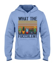 What The Fucculent Hooded Sweatshirt thumbnail
