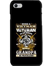 Vietnam Veteran Grandpa Phone Case thumbnail