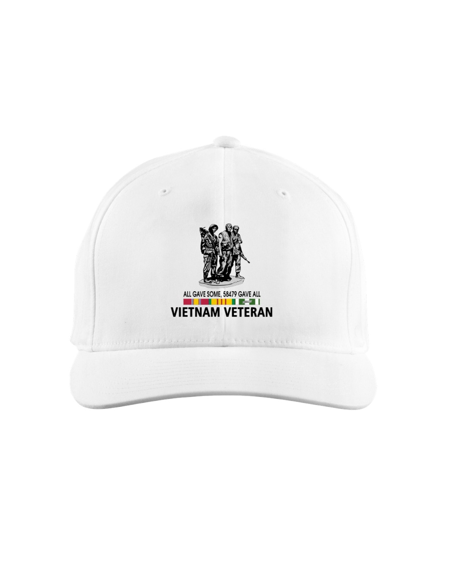All Gave Some 58479 Gave All Vietnam Veteran Classic Hat