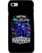 Only two Defining forces have ever offered Phone Case thumbnail