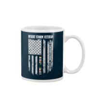 Flag Desert Storm Veteran Mug thumbnail
