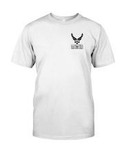 USAF Desert Storm Veteran Classic T-Shirt thumbnail