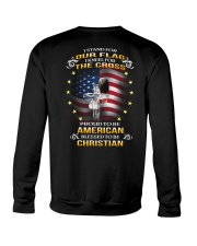 I Stand for Our Flag Crewneck Sweatshirt thumbnail