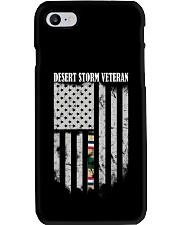 Flag Desert Storm Veteran Phone Case tile