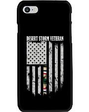 Flag Desert Storm Veteran Phone Case thumbnail