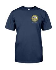 Desert Storm Veteran Flag - US Army Classic T-Shirt thumbnail