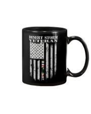 Desert Storm Veteran Flag - US Army Mug thumbnail