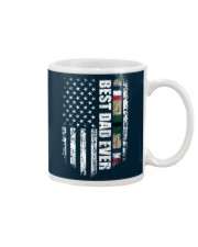 Best Dad Ever Desert Storm Veteran Mug tile