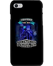 I Was There Sometime I Still Am Phone Case thumbnail