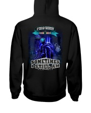 I Was There Sometime I Still Am Hooded Sweatshirt thumbnail
