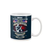 God Bless America Desert Storm Veteran Mug thumbnail