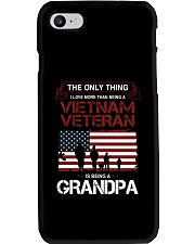 The Only Thing Vietnam Veteran Grandpa Phone Case thumbnail