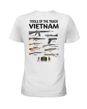 Tools of The Trade Vietnam Ladies T-Shirt tile