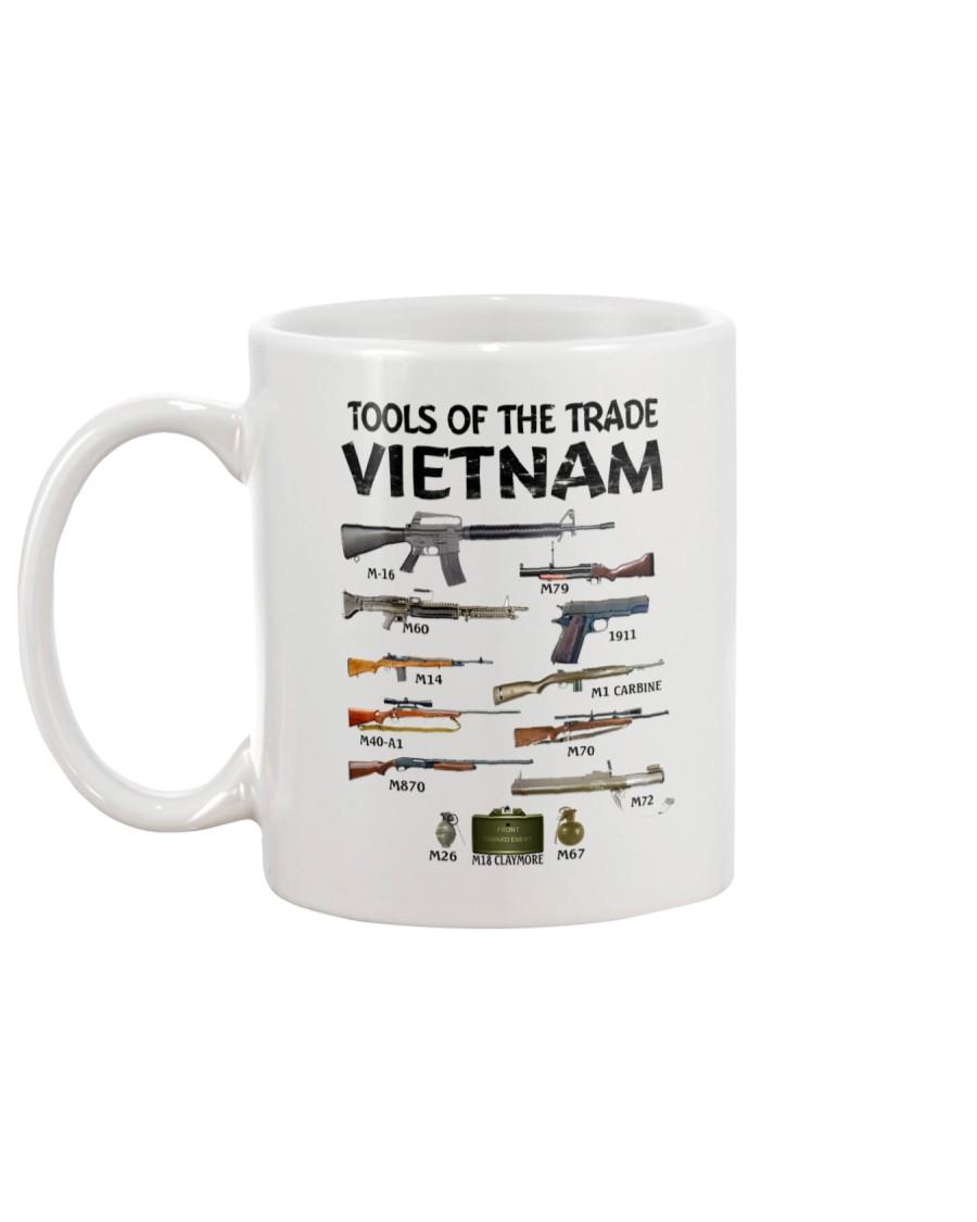 Tools of The Trade Vietnam Mug